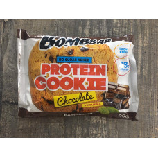 Протеиновое печенье Шоколад, Bombbar, 60 г