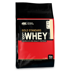 100% Whey Gold Standard 4,540 (ванильное мороженое)