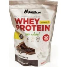 Протеиновый коктейль BOMBBAR 900 г Шоколад