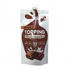 "Сладкий топинг ""Молочно шоколадный пудинг""  Bombbar"