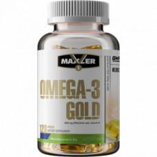 Maxler USA Omega-3 Gold 120 гел. капсул