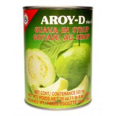 Гуава в сиропе Aroy-D 565 гр
