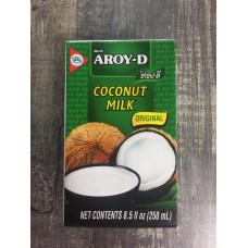 """Кокосовое Молоко 60% """"Aroy-D"""" 250 мл"""
